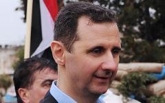 Башар Асад. Фото с сайта sana.sy