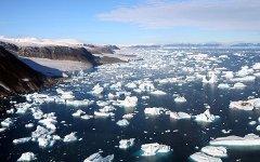 Северный Ледовитый океан. Фото Brocken Inaglory с сайта wikipedia.org