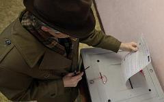 Избиратель © KM.RU, Кирилл Зыков