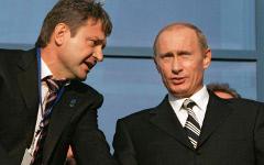 Александр Ткачев и Владимир Путин © РИА Новости, Дмитрий Астахов
