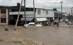 Наводнение в Крымске © РИА Новости, Пресс-служба ГУ МВД РФ