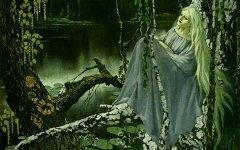 Картина Константина Васильева «Русалка». Фото с сайта bibliotekar.ru
