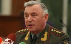 Генерал армии Николай Макаров. Фото с сайта structure.mil.ru