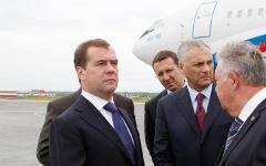 Дмитрий Медведев © РИА Новости, Дмитрий Астахов