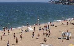 Городской пляж Махачкалы. Фото с сайта moidagestan.ru