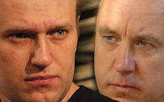 Алексей Навальный и Александр Бастрыкин