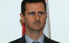 Башар Асад © РИА Новости, Сергей Субботин