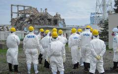 Последствия катастрофы на АЭС «Фукусима-1». Фото с сайта tepco.co.jp