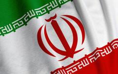 Флаг Ирана. Фото с сайта timesofummah.com
