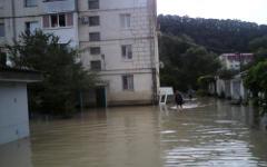 Наводнение на Кубани. Фото с сайта 23.mchs.gov.ru