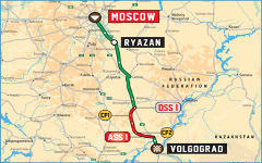 «Шелковый путь-2012», первый этап. Фото с сайта silkwayrally.ru