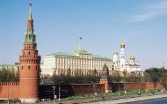 Кремль. Фото с сайта megabook.ru