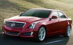 Cadillac ATS. Фото с сайта autoblog.com
