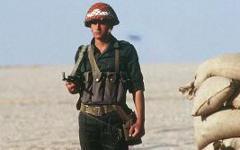 Военнослужащий сирийской армии. Фото с сайта wikipedia.org
