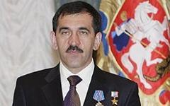 Юнус-Бек Евкуров. Фото с сайта kremlin.ru