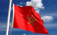 Флаг Морокко. Фото с сайта blog.ps119amersfort.com