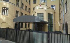 Посольство Турции в Москве. Фото с сайта maps.google.ru