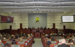 аседание Донецкого областного совета. Фото с сайта sovet.donbass.com