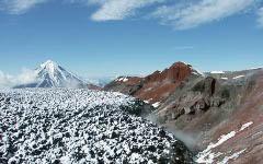 Авачинский вулкан. Фото с сайта sgan2009.ru
