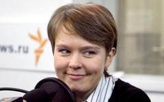 Евгения Чирикова. Фото с сайта navalny.livejournal.com