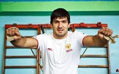 Тагир Хайбулаев. Фото с сайта judo63.ru