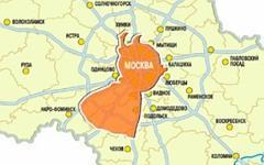 Новые границы Москвы. Фото с сайта mos.ru