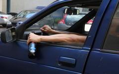 Вождение в нетрезвом виде © KM.RU, Илья Шабардин