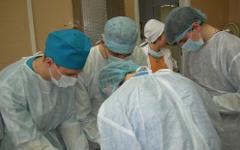 Студенты-медики. Фото с сайта mma.ru