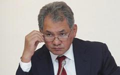 Сергей Шойгу © РИА Новости, Руслан Кривобок