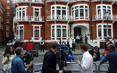 Посольство Эквадора в Лондоне. Фото с сайта wikipedia.org