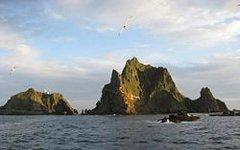 Острова Токто. Фото с сайта wikipedia.org