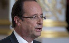 Франсуа Олланд © РИА Новости, Сергей Гунеев