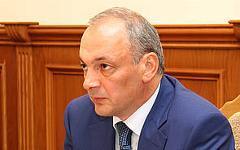 Магомедсалам Магомедов. Фото с сайта president.e-dag.ru