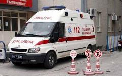 Турецкая «Скорая помощь». Фото с сайта korfez.burhaniyehaber.com