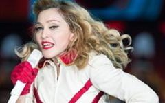 Мадонна в СК «Олимпийский» © KM.RU, Алексей Молчановский
