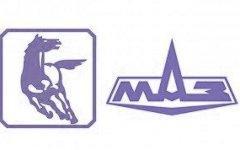 Эмблемы КамАЗ и МАЗ