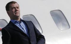 Дмитрий Медведев © РИА Новости, Сергей Венявский