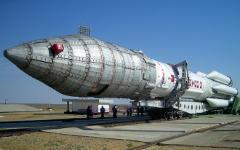 Ракета «Протон-М». Фото с сайта wikipedia.org
