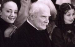 Петр Фоменко. Фото из архивов театра «Мастерская П. Фоменко»