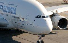 Airbus А380 - один из продуктов EADS. Фото с сайта  airbus.com