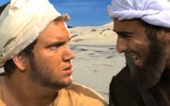 Фильм «Невиновноть мусульман». Кадр из видео на YouTube