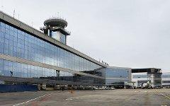 Аэропорт «Домодедово». Фото A. Mottl с сайта wikipedia.org