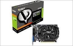 Palit GeForce GTX 650. Фото с сайта palit.biz