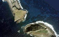 Острова Сенкаку. Фото с сайта wikipedia.org