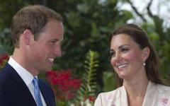 Кейт Миддлтон и принц Уильям. Фото с сайта popcornnews.ru