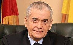 Геннадий Онищенко. Фото с сайта rospotrebnadzor.ru