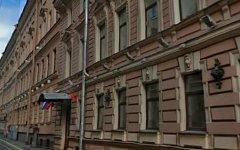 Здание комитета по энергетике Санкт-Петербурга. Фото с сайта maps.yandex.ru