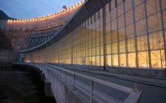 Саяно-Шушенская ГЭС © РИА Новости, Александр Кряжев