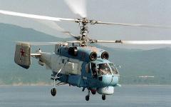 Палубный вертолет Ка-27. Фото с сайта wikipedia.org