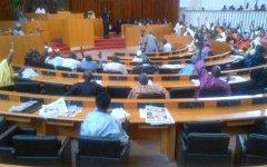 Заседание сената Сенегала. Фото с сайта rfi.fr